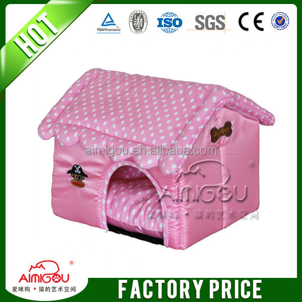 Luxury pet dog beds pet product supplies cute kennel decorative dog kennels