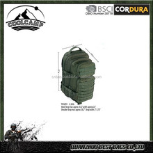 Military Tactical Backpack Survival Gear Backpacking Large Hydration Molle Bug Out Bag 3 Day Assault Pack Rucksacks Daypack for