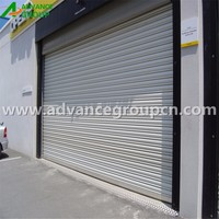 Electric Customized Steel Roll up Shutter Manufacturer