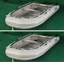 High quality aluminum pontoons for pontoon boat HLL300