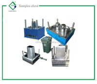 injection mould dustbin