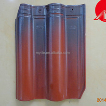 300*400mm light weight ceramic roof tiles