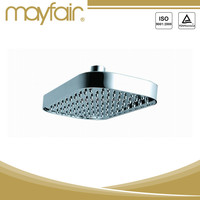 S108 Square ABS Shower Head