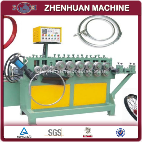 Bucket ring machine