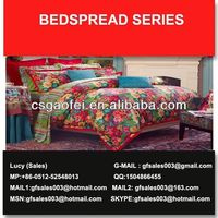 2013 best sells Beautiful Bedspread for promotion using