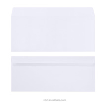 DL size white paper envelope/ custom paper envelope