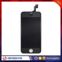 China golden supplier for iPhone 5s lcd screen with digitizer