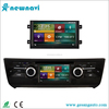 China Factory OEM 2 Din car stereo Touch screen car dvd player for MG6
