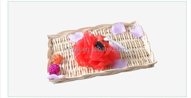 New Arrival!Soft Natural Skin Care Baby Mesh Bath Sponge