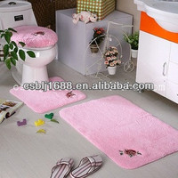 Factory direct Top sales microfiber small chenille home mats for house women