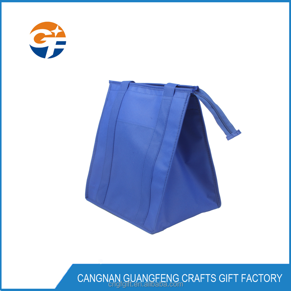 Hot Sale 210D Thermal Food Delivery Cooler Bag For Lunch