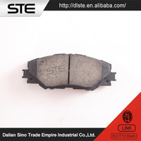 Auto Parts Heavy Duty Truck Bus genuine toyota brake pads genuine toyota brake pads, brake pad 3w0698151p