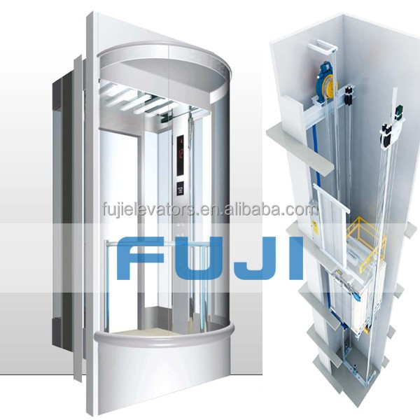 FUJI Outdoor Lift Elevator