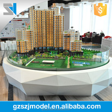 High Quality Scale Building Model,3d Architecture Model for Real Estate And Developer