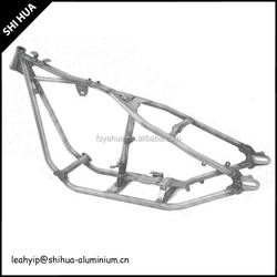 Hardtail Motorcycle Frame