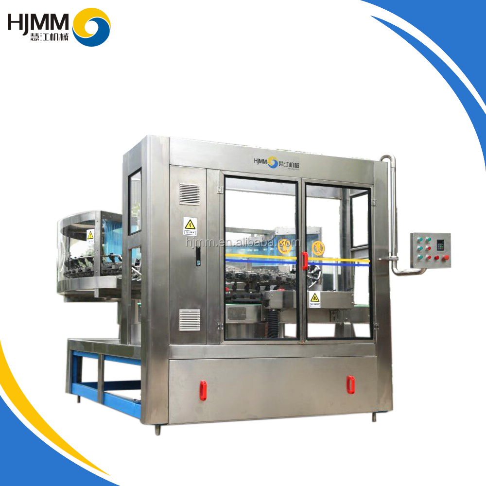 Export quality alcoholic beverage/vodka/juice bottling machine.complete production line