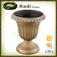 Rectangle large Garden terracotta flower plant pots
