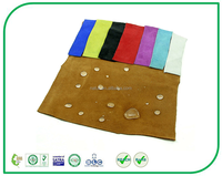 Superb Quality 1.4 1.6mm Waterproof Cow Split Suede Leather