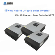 48V 15Kva Inverter Built In Mppt Solar Charge Controller