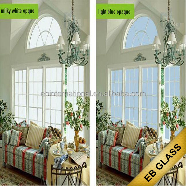 temperature control dimming glass in summer ,EB Glass