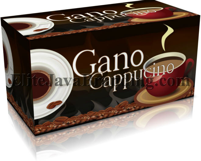 Gano Coffee Cappuccino Weight Loss Slim 100% Natural GMP