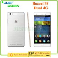Good Quality P8 younger dual 4g 5.0 inch Dual 4G Version 16GB 1280*720P huawei p8 mobile phones Shenzhen