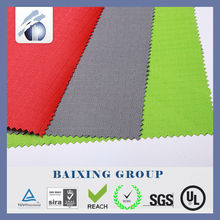 high quality 300D waterproof breathable Fluorescent green oxford fabric