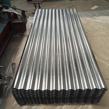 Zinc Coated Corrugated Roofing Sheet Metal For Sale