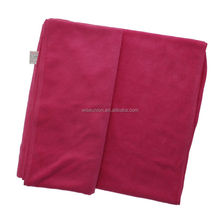 good quality advertising logo custom made micro-fiber towels