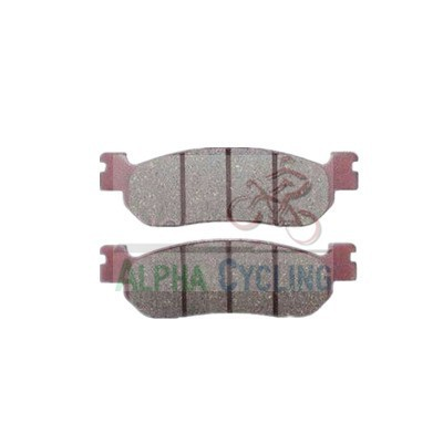 wholesale motorcycle disc brake pads AC027 for XT-225; Y125Z; FIZ R; VEGA R;CRPTON R AC027