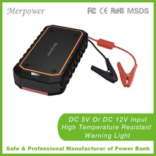 Factory wholesale 12V 10000mAh jump starter set