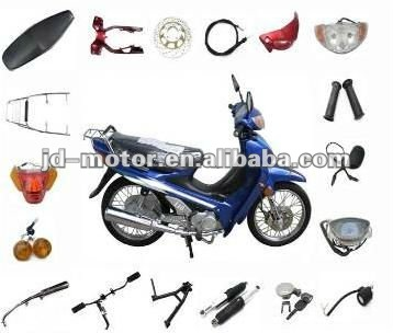 Chinese Cub FUTURE STAR Spare Parts and Accessories