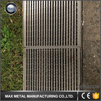 Bathroom/Kitchen accessory stainless steel drain cover custom designs linear drain for running water
