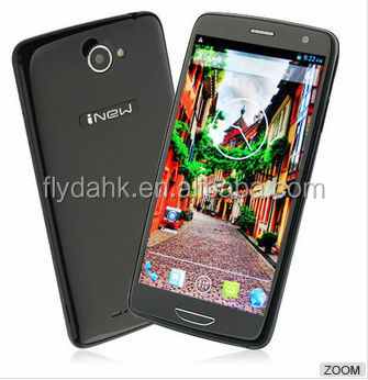 Inew I3000 MTK6589 Quad Core Android 4.2 Mobile Phone.