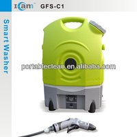 GFS-C1-equipment washing cars with 17L water tank
