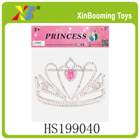 Girls Toy Plastic Princess Crown
