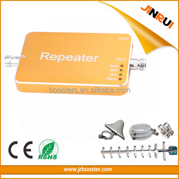 MINI home car use wcdma repeater 3g booster 2100mhz mobile signal amplifier umts 2100MHz repeater kit