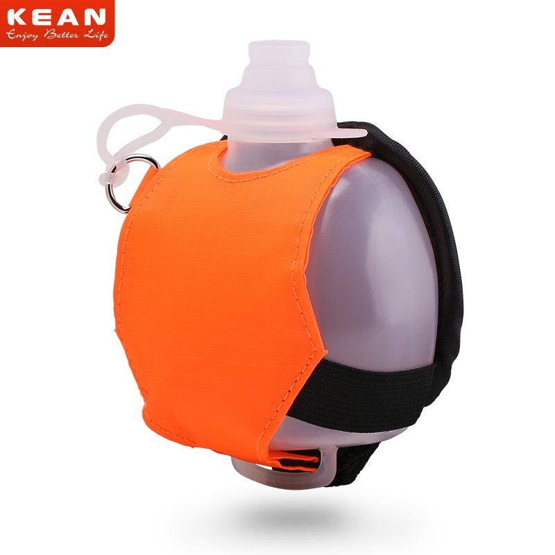 Free Sample 200Ml Food Grade PP Cross Valve Design Water Bottle For Sport