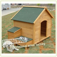 SDD0405 Popular Design Wood Dog House for Sale