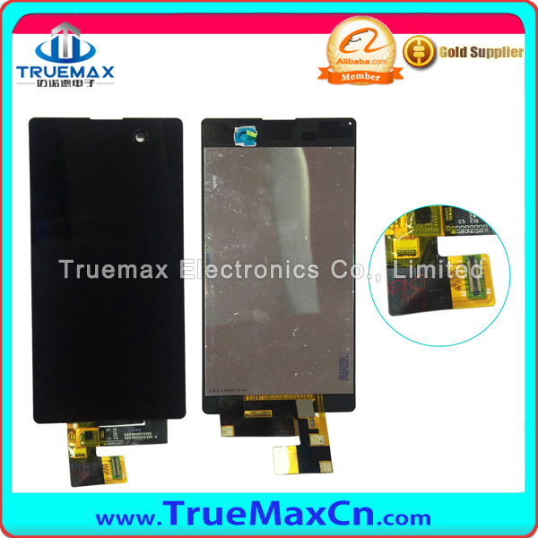 New Replacement LCD+Digitizer for Sony M5 ,Lcd Assembly for Sony M5 Lcd Spare Part
