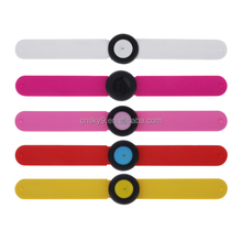 16 Hot sale cute bluetooth anti lost alarm wristband key finder whistle for baby, children
