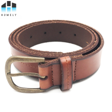 Hot selling Vintage Designer Genuine Leather Man Belt