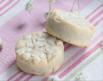 Sweety pastry french almond biscuitingredients