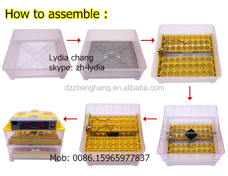96 mini egg incubator (Lydia chang: 0086.15965977837)