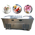 High quality 110v/220v double pan thailand roll fried ice cream machine / ice cream cold plate