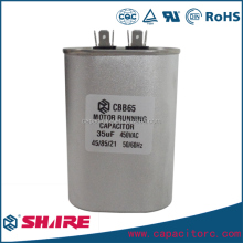 Manufacture custom screw terminal capacitor