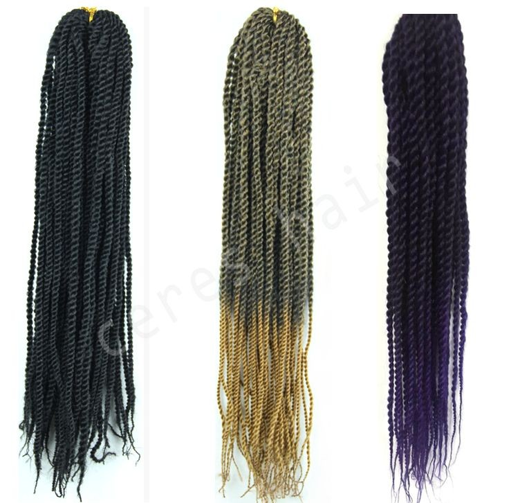 Low Cost Senegalese Crochet Braids Hair Havana Twist - Buy Havana ...