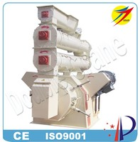 Chinese famous brand horizontal animal food pellet making machine
