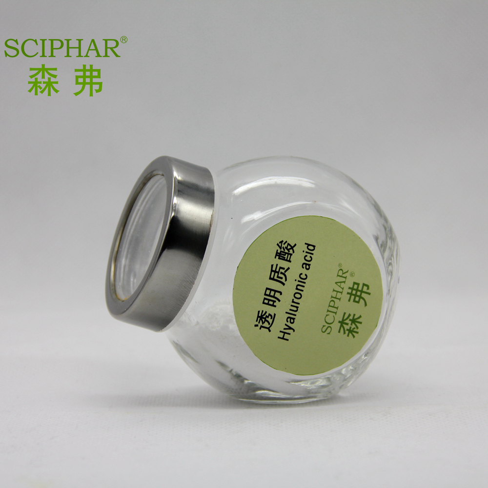 Professional Manufacturer Supply Hyaluronic Acid Powder