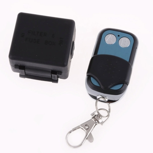 Wireless RF Remote Control Switch Transmitter + Receiver